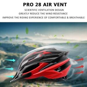 Image 4 - PHMAX 2020 Bicycle Cycling Helmet Ultralight EPS+PC Cover MTB Road Bike Helmet Integrally mold Cycling Helmet Cycling Safely Cap