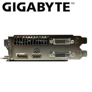Image 5 - GIGABYTE graphic card GTX1060 3GB Graphics Cards by NVIDIA Geforce gtx 1060 OC GDDR5 192 Bit Hdmi VGA Video Card Used Cards