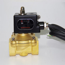 2W water gas natural explosion-proof solenoid valve EXDIIBT4 12v24v220v