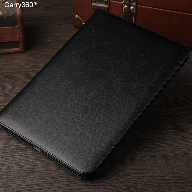 Case for iPad Pro 9.7 inch 2017, Carry360 Brand New Luxury Leather Stand Smart Cover Case for Apple iPad 2017 9.7 inch
