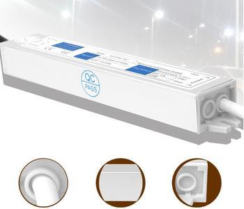 30W Waterproof IP67 LED Driver DC 12V 24V LED Transformer Power Supply Adapter AC 110V 240V for 5050 5630 LED strip Light new new led strip power supply 110v 220v 264 v to 12v 10 a led driver ip67 waterproof ultra thin led light transformer 120w