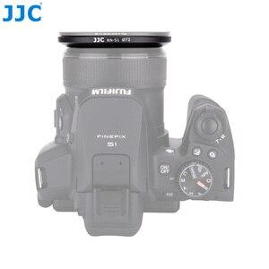 Image 2 - JJC RN S1 72 ミリメートルカメラフィルターリング変換レンズアダプタチューブ富士フイルム FinePix S1