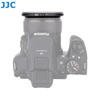 JJC 72mm Filtre Adaptörü Yüzük için ABS Dönüşüm Lens Tüpler FUJIFILM FinePix S1 (RN-S1)