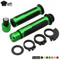 7/8'' 22MM Universal Street&Racing CNC Motorcycle Handle bar Grips FOR KAWASAKI NINJA650R ER-6N ER-6F Z250 Z300 Z750 Z800 Z1000
