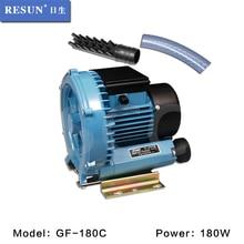 180W 540L/min RESUN 송풍기 고압 전기 터보 공기 송풍기 수족관 해산물 공기 압축기 잉어 연못 공기 통풍기 펌프