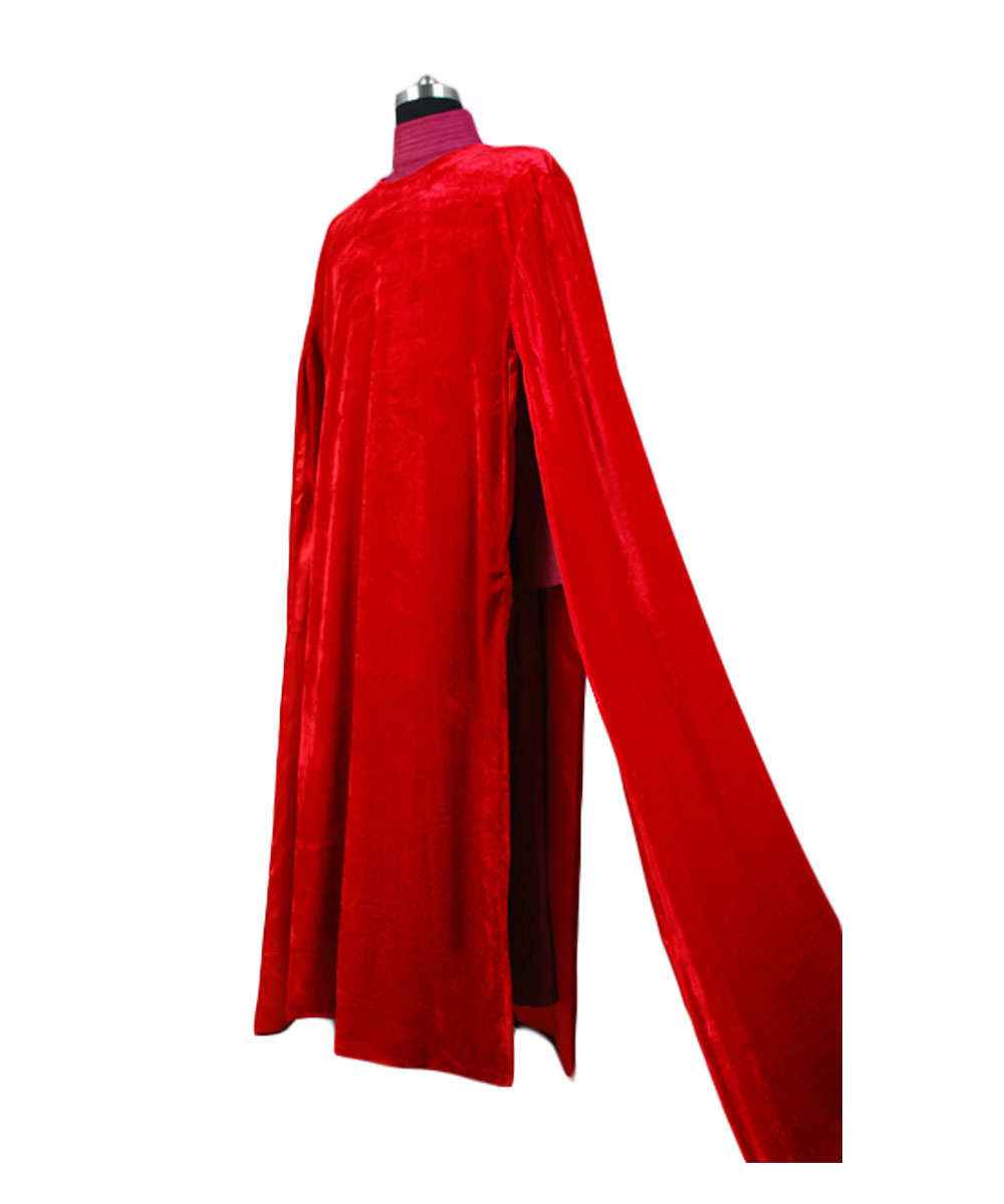 Star Wars Red Royal Guard Cosplay Costume full set Custom Made v.13