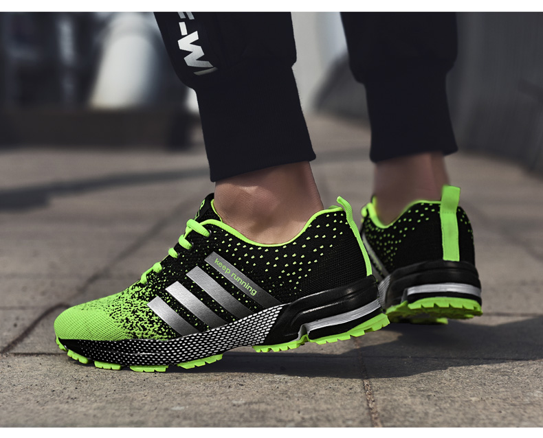 Men's Casual Sneakers Shoes Men Classic Breathable Flats Air Mesh Mountaineering Shoes Outdoor Comfortable Walking Basket Shoes