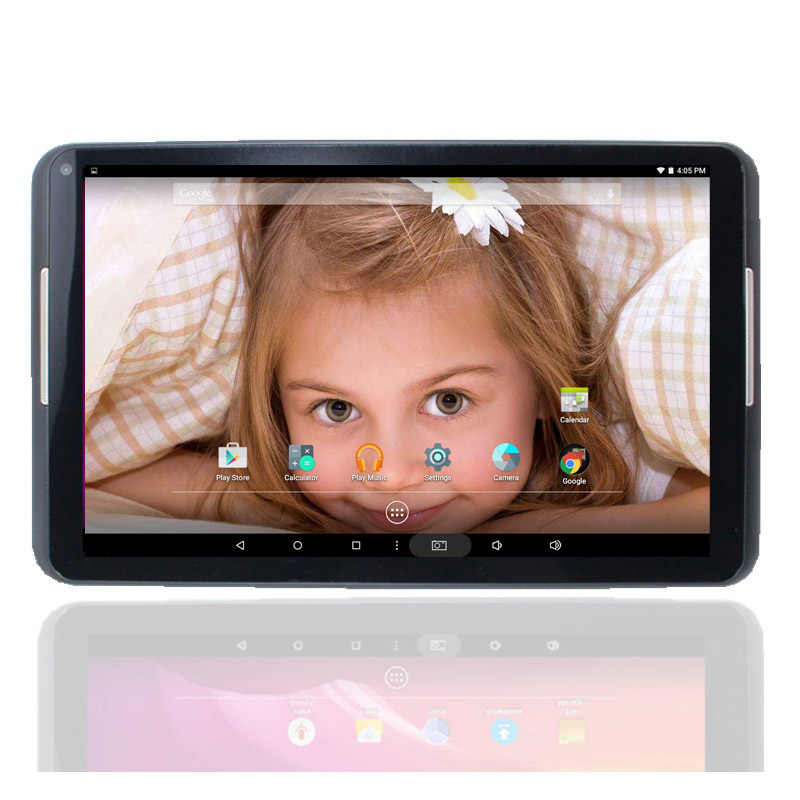 Glavey 8 pulgadas TM800 IPS Quad Core Android 5,0 16GB ROM 1GB RAM 1280*800 HD Bluetooth wiFi carcasa de Metal Tablet PC
