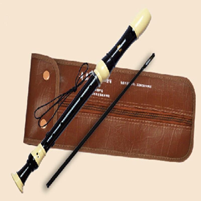 Alto Regjistrues F Key Germanic 8 Vrimë Clarinet Flute Instrument - Instrumente muzikore