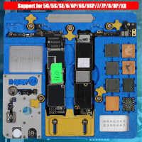Circuit Board PCB Holder Jig Fixture Work Station for iPhone XR/8P/8/7P/7/6SP/6S/SE/6P/6/5S/5 Logic Board A7-A12 Chip Repair