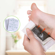 20pcs Feet Patch Detox Foot Dispel Dampness And Improve Sleep Slimming Masks Remove Toxin Skin Pad