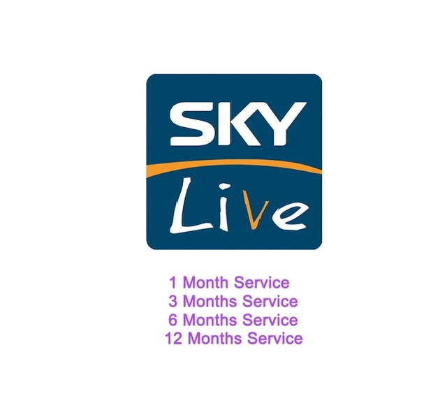 SKYLIVE 12 Month