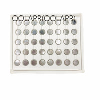 CR1220 battery OOLAPR(OOLAPR) 200PCS/lot CR1220 BR1220 KCR1220 DL1220 ECR1220 LM1220 3V Button Cell Coin Battery for Watch ,