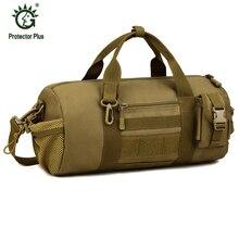 Protector Plus Outdoor Military Shoulder Tactical Women Men's Handbags Rucksacks Sport Camping Travel Bag Climbing Bag S059
