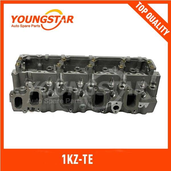 Головка цилиндра двигателя для TOYOTA Land Cruiser TD 1KZ-TE 3.0TD; 11101-69175; 908782