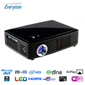 Everycom DLP Projector Z2000SD upgrade Z3000 Blu-ray 3D Mini Android OS WIFI Bluetooth Super Smart Home Theater 3500 Lumens