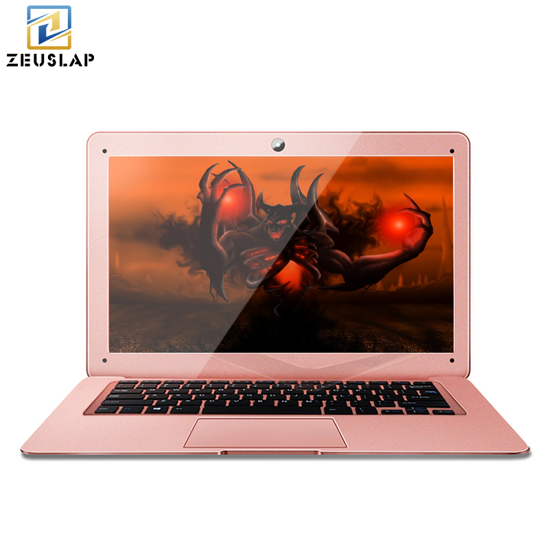 ZEUSLAP 8GB RAM 500GB HDD Windows 7 10 System 1920X1080P FHD Quad Core Up to 2