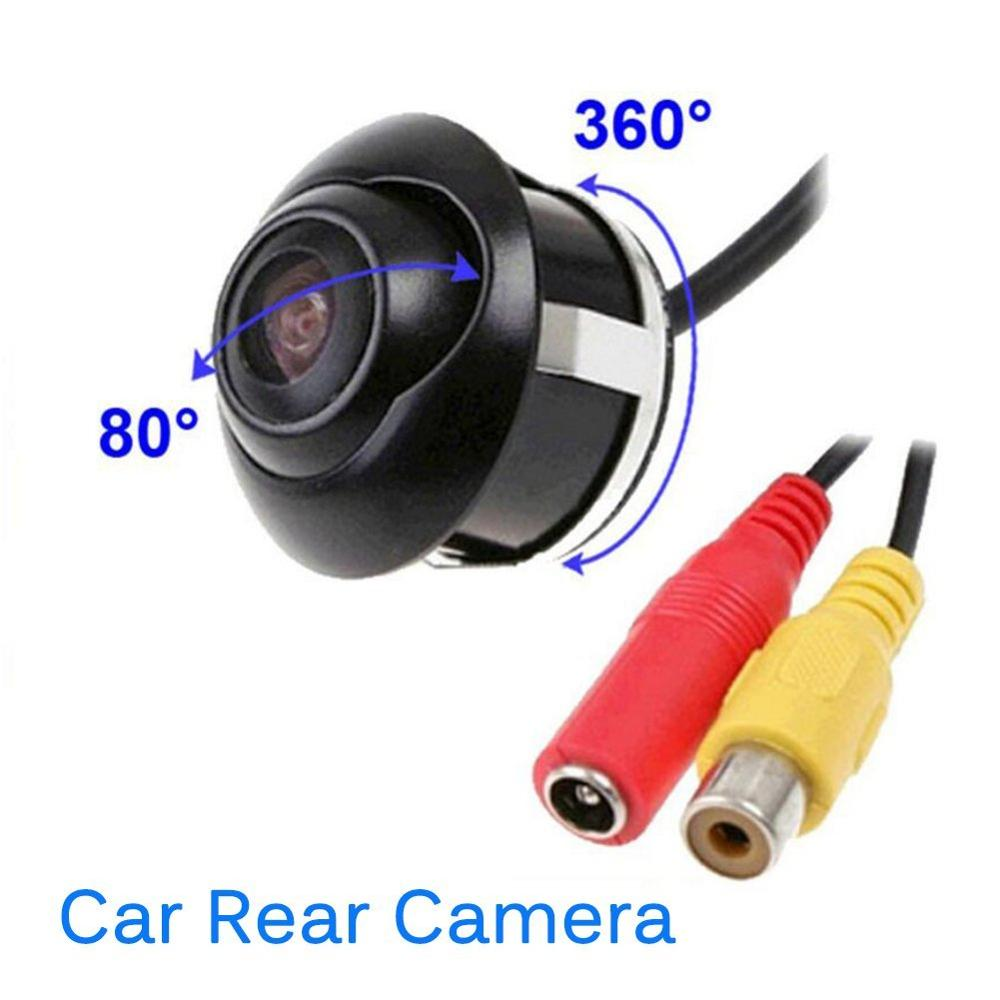 где купить Auto Parking Reverse Camera 120-170 Wide Angle Backup Camera Universal Car View HD Rear Back Parking Camera Waterproof дешево