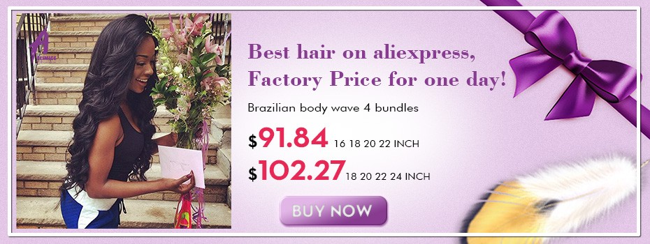 Brazilian body wave 4 bundles