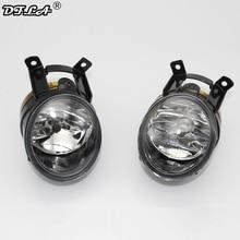 Для Skoda Octavia A6 для RS 2009 2010 2011 2012 2013 Fabia для RS Roomster Scount 2011 2012 2013 2014 галогенные противотуманные свет лампы