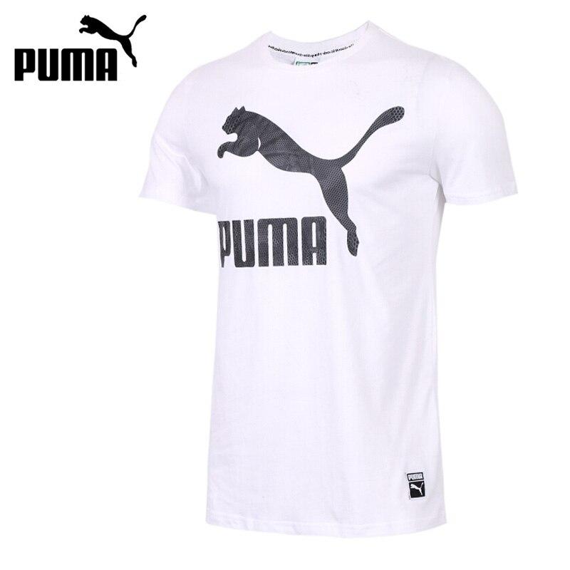 Del Sur Sip riega la flor  Camisetas de manga corta de hombre de Puma recién llegadas originales| Camisetas de monopatinaje| - AliExpress
