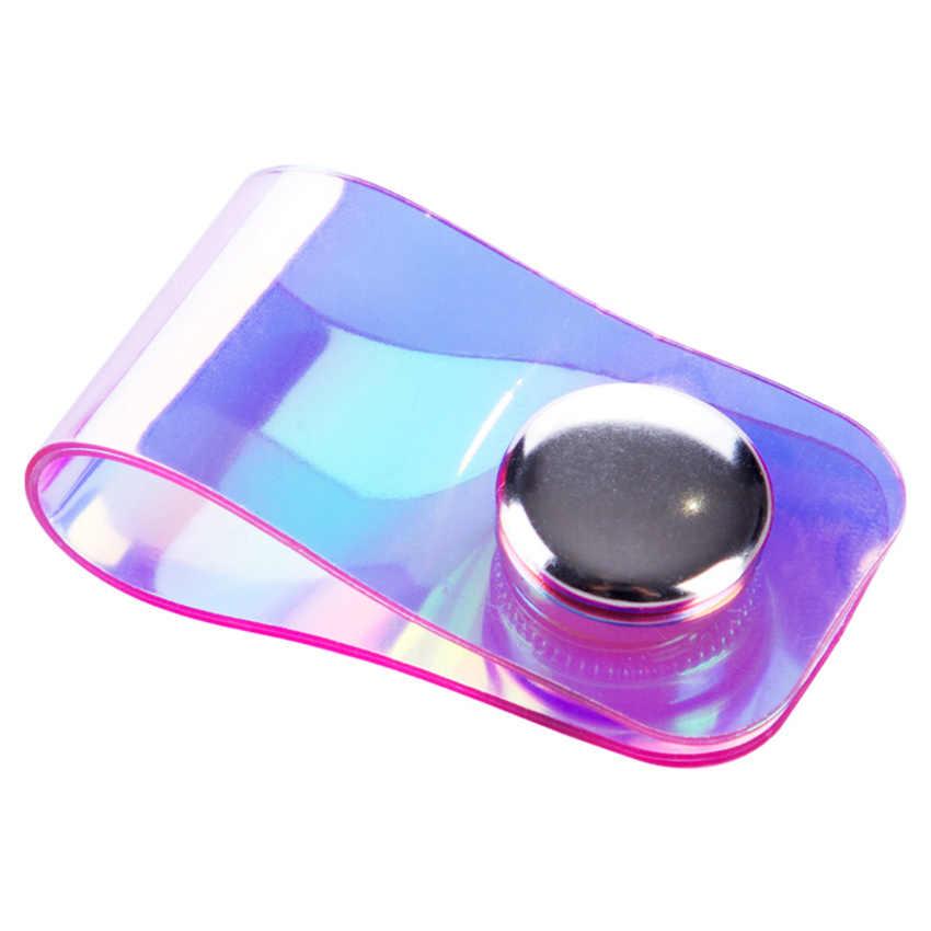 3 sztuk śliczne słuchawki ze zwijaczem klamra organizer do kabli kolor lasera biurko do przechowywania drutu linia danych uchwyt na krawat krawat akcesoria biurko