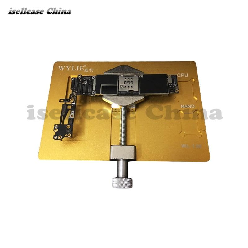 """""""CPU NAND"""" reguliuojamas auksinės spalvos fiksuotas pagrindinės - Įrankių komplektai - Nuotrauka 1"""
