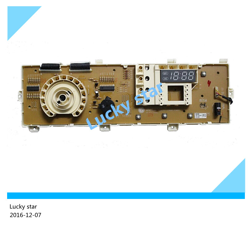 100% new for washing machine computer board WD-N10230D WD-N12235D WD-N10270D EBR35664512 Display panel good working 100% new for washing machine board display board wd n10300d computer board only one side