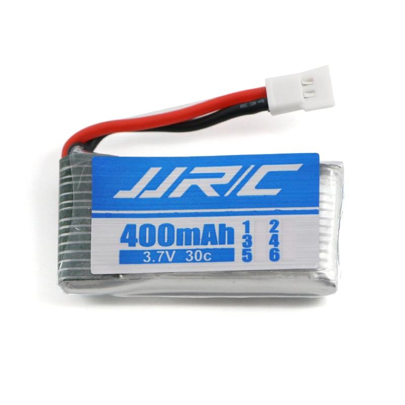 1 Pcs JJRC H31 RC Quadcopter Drone Spare Parts 3.7V 400mAh Lipo Battery Dropshipping Free Shipping A3 3.7 v 400 mah 30c