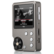 Original Aigo MP3-105 enthusiast lossless music player Hifi player with 8GB memory TFT screen EQ adjustable(China)