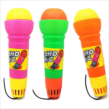 Loss Sale Echo Microphone Mic Voice Changer Toy Gift Birthday Present Kids Party Song Stress Relief Toy Funny Kids Gift 20 image
