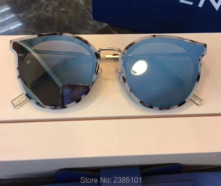 blue Charakter Neue Stil Männer claret Mode Sanfte black gray Original Sol De Runde Freies Fall Merlynn Sonnenbrille Verschiffen Vintage Retro Frauen Red Gafas rHwrzvq