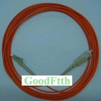 цена на Fiber Optic Multimode OM2 50/125 Jumper SC-LC Simplex GoodFtth 20-100m