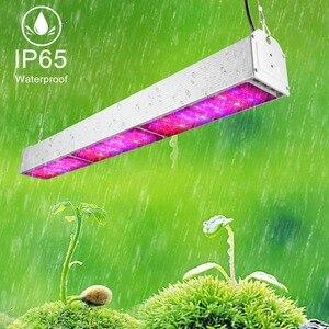 Image 2 - 150W 300W 450W 600W 750W LED לגדול אור ספקטרום מלא עמיד למים IP65 צמיחת המנורה צמחי הידרופוניקה לגדול אוהל חממה