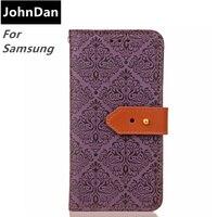 For SAMSUNG Galaxy J5 J500F Flip Case Cover Alligator Leather Phone Cases For Galaxy J5 HandBag