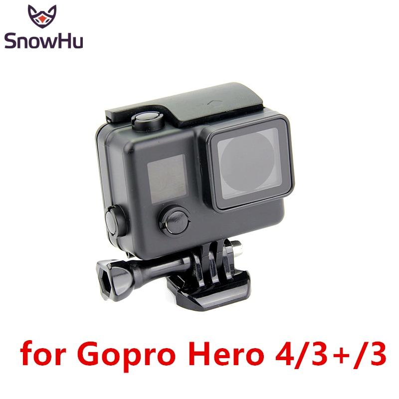 GoPro mano y la muñeca Correa-Negro-a estrenar en el empaquetado original GoPro.