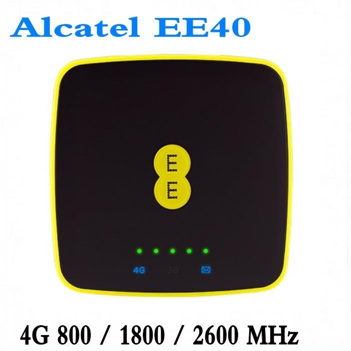 Débloqué 4g mifi ALCATEL EE40 EE40VB 150 M 3G 4G LTE MOBILE haut débit MIFI 4GEE WiFi routeur Hotspot Mobile PK Y853 PK854