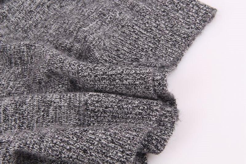 Grande taille 100% cachemire tricot femmes pulls à capuche de mode sweatshirts pull manteau H droite patchwork motif étoile S/90 5XL/125 - 5