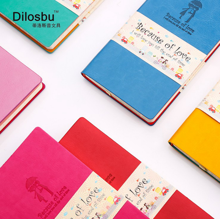 Dilosbu mini organizer planner notebook pocket notepad soft copybook Officer calendar notepad Creative lovely notebook js easy php page 4