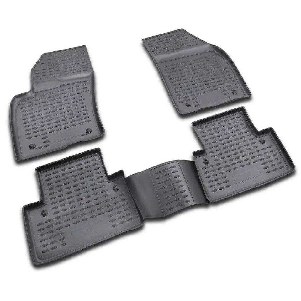 цена на Floor mats for Volvo S40 II 2004-2012 Element NLC5001210