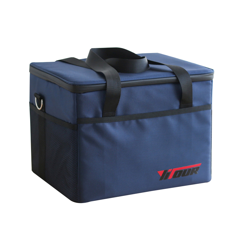 Extra Large Thicken Cooler Bag Ice Pack Insulated Lunch Pouch Men Tote Thermal Case Cold Fresh Food Picnic Container Accessories