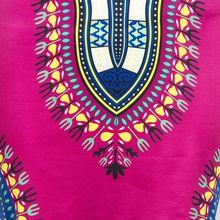 Fashion Dashiki 2016 Summer Women Plus Size African Clothing Folk Tranditional African Clothing African Print Dashiki Dresses