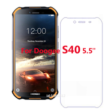 Doogee S40 Tempered Glass High Quality New Screen Protector Film For S 40 Mobile Smartphone 5.5 inch