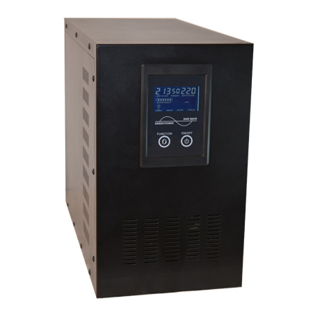 2KVA 1600w DC24V TO AC220V Smart LCD Online UPS Pure Sine Wave battery Line Interactive industrial Power Supply/UPS 2kva 2000va 1600w smart lcd display pure sine wave line interactive ups industrial power supply