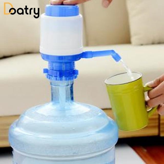 5 Gallon Bottled Water Drinking Ideal Hand Press Manual Pump ...