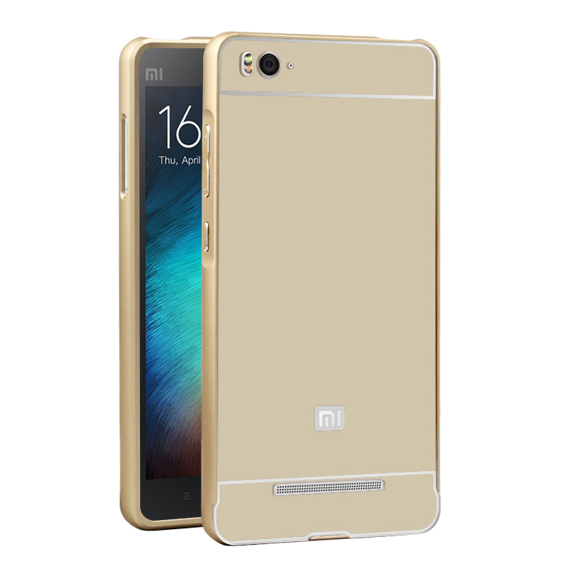 info for 0f7eb c68ff US $103.99 |2015 Phone cases For xiaomi mi4i mi 4i case Premium Aluminum  Metal Frame & Acrylic Back Cover Set For xiaomi 4i cases on Aliexpress.com  | ...