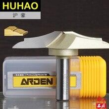 Классическая фреза Arden, деревообрабатывающий инструмент, хвостовик 1/2*1 1/4 7,5 мм, Arden A1802038