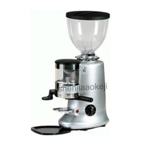 1pc Metal Material Coffee bean grinder Electric Commercial Italian special mill Household grinding machine 220v 350w