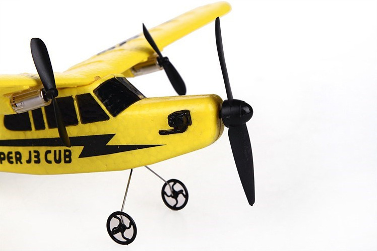 2.4G remote control glider <font><b>FX</b></font> HL-<font><b>803</b></font> foam glider EPP fixed wing remote control aircraft model toy image