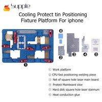 Supple For iphoneX Circuit Board PCB Holder Jig Fixture Station for iPhone X CPU Chip Repair Fixture platform